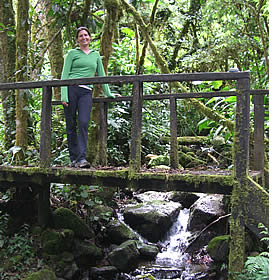 Hiking El Sendero de Los Quetzales is a wonderful experience